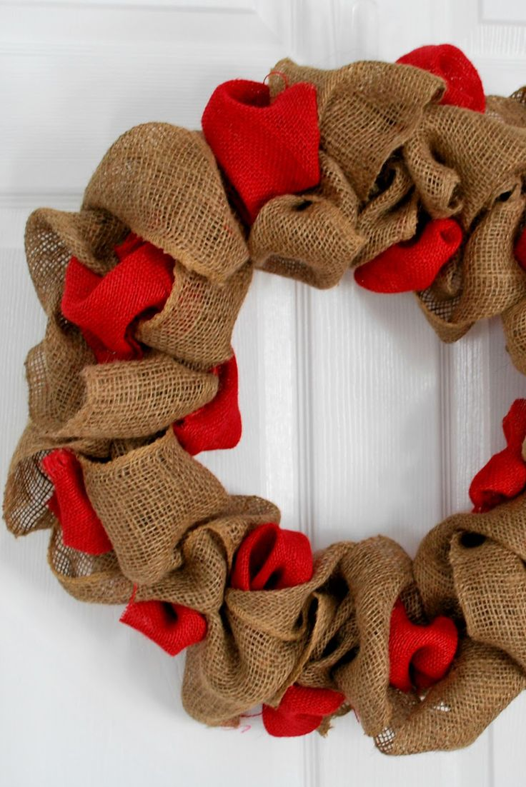 Best 25 burlap wreath tutorial ideas on pinterest diy for Burlap ribbon craft ideas