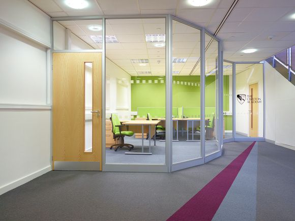 Cps interiors provide office refurbishment services in leicester cps office interiors provide interior design partitioning suspended ceilings for