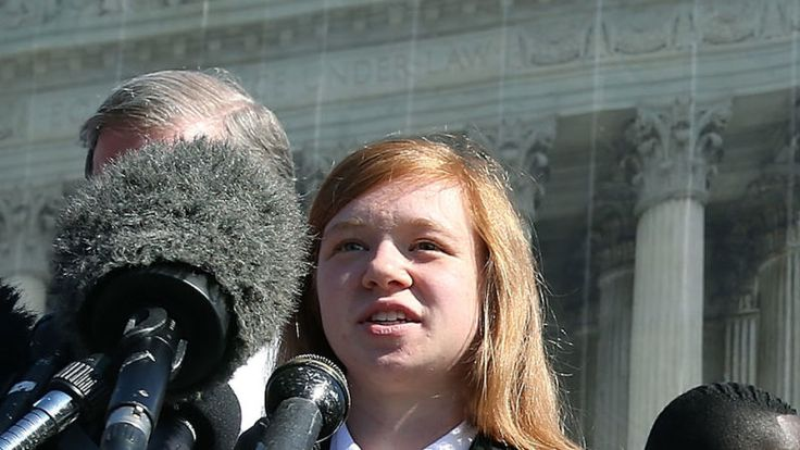 The White Student Suing to Overthrow Affirmative Action Was Too Dumb to Get Into Her Chosen College