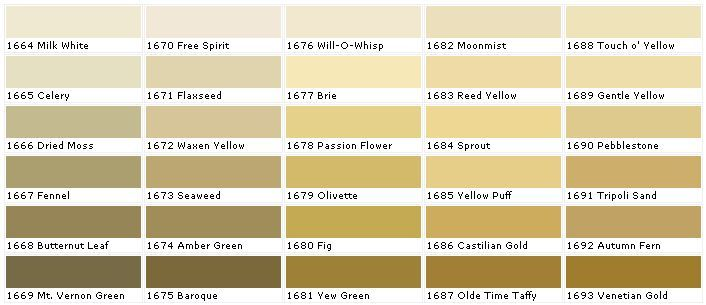 castillian gold my friend had this in her kitchen and i on lowe s valspar paint colors chart id=33465
