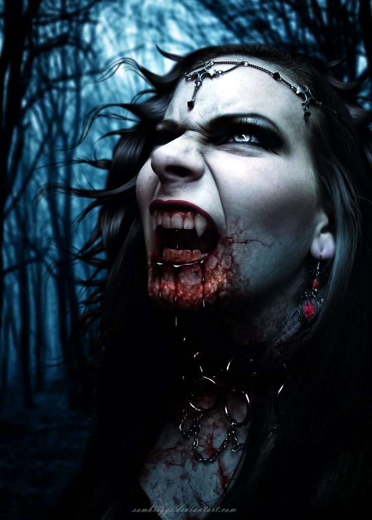 Вампиры фотки картинки