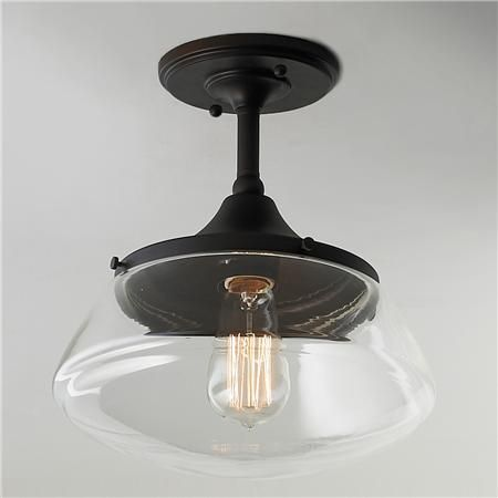 Modern Diner Ceiling Light perfect for my master bathroom