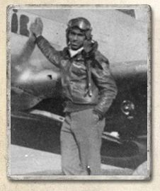 Captain Roscoe Brown | The Gathering of P-51 Mustangs and Legends, Sept 27-30, 2007, Columbus ...