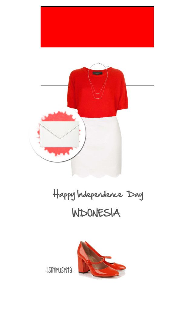 """Happy Independence Day - Indonesia "" by ismipuspita on Polyvore"
