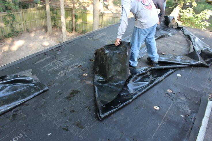 1000 Ideas About Flat Roof Insulation On Pinterest
