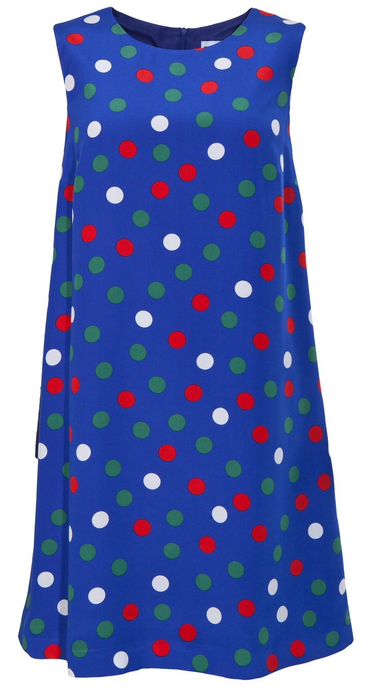 Kleid mit Punkten - M Missoni