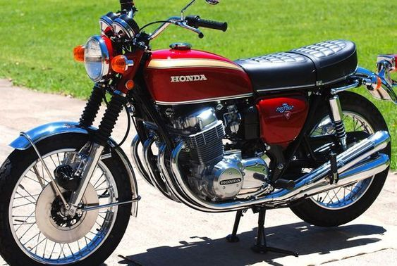 Vintage Honda Motorcycle Parts >> Vintage Honda Cb750 Throwbackthursday Throwback Thursday Honda