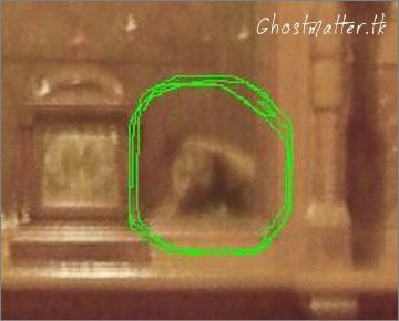 WINCHESTER-MYSTERY-HOUSE-ghost- striking resemblence to Sarah Winchester!