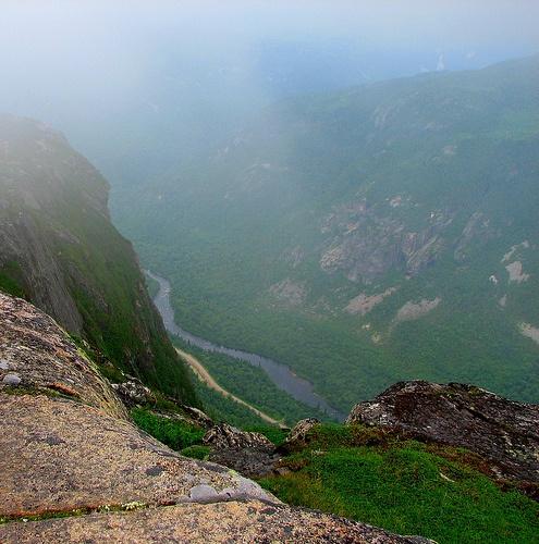 Hautes Gorges de la Rivière Malbaie, Québec - for the adventure or trek seekers - nature at it's best. - web source -MReno