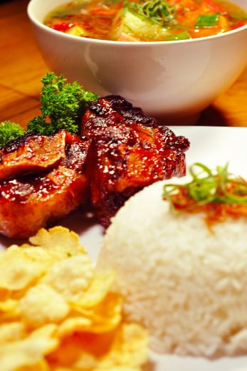 Javanese Grilled Oxtail