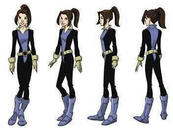 Shadowcat X Men Evolution 25