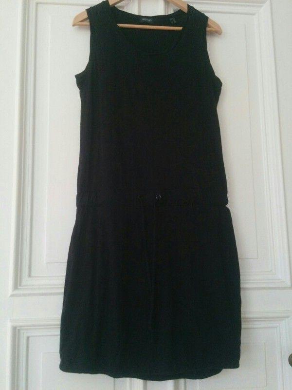 schwarzes casual Kleid, 36/38