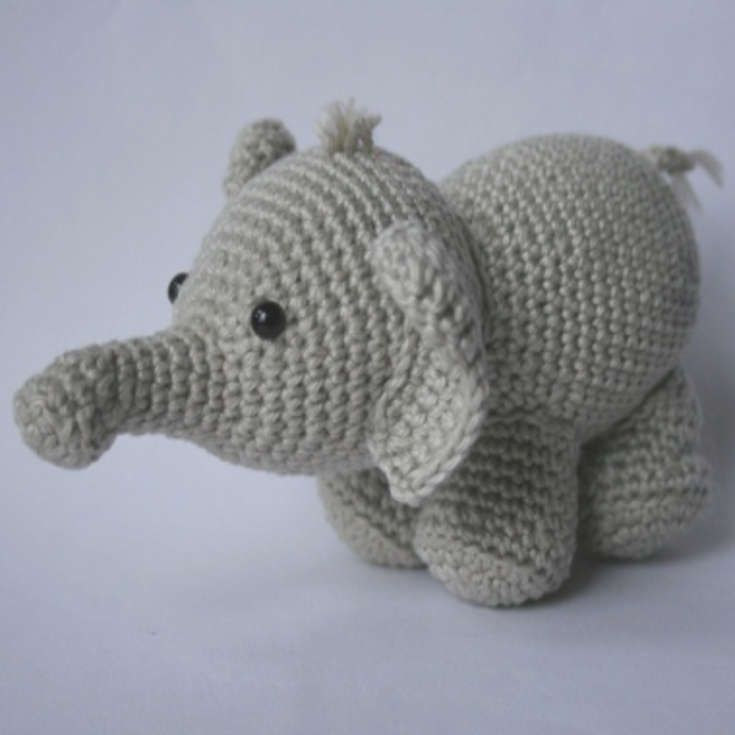 http://wixxl.com/olivier-elephant-amigurumi-pattern/ Olivier the Elephant Amigurumi Pattern