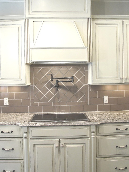 Backsplash For Bianco Antico Granite Custom Inspiration Design