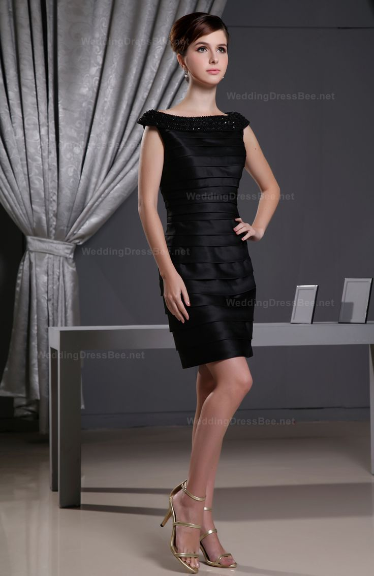 Black dress for wedding party - Find This Pin And More On Little Black Dress