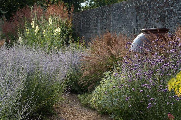 Handyside Gardens London by Dan Pearson Studio