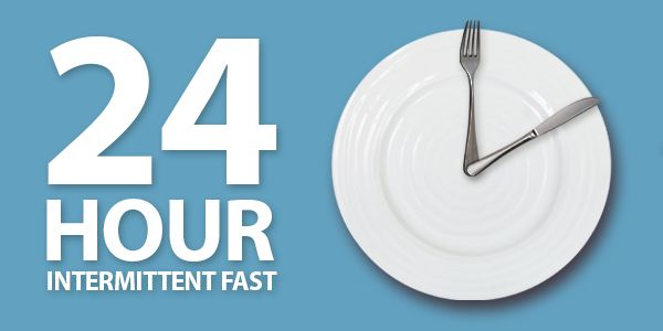 Learn how to perform a 24-hour true and modified intermittent fast. Intermittent fasting has never been this easy, and the benefits are amazing.