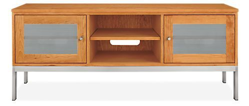 Linear Media Cabinets - Modern Media Storage - Modern Living Room Furniture - Room & Board