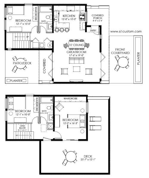 104 best homes images on Pinterest Tiny house cabin, Home plans - work plan
