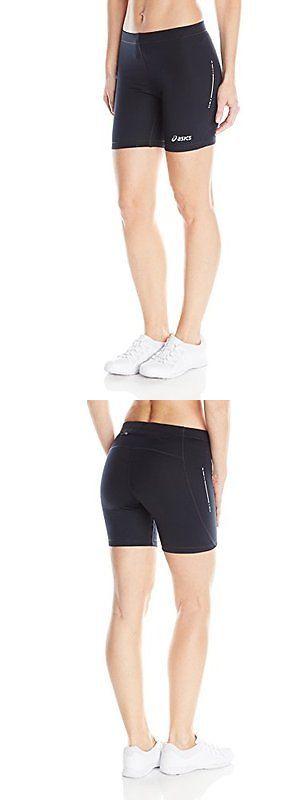 Shorts 59307: Asics Womens Performance Run Sprinter Shorts, Performance Black, X-Large -> BUY IT NOW ONLY: $36.29 on eBay!