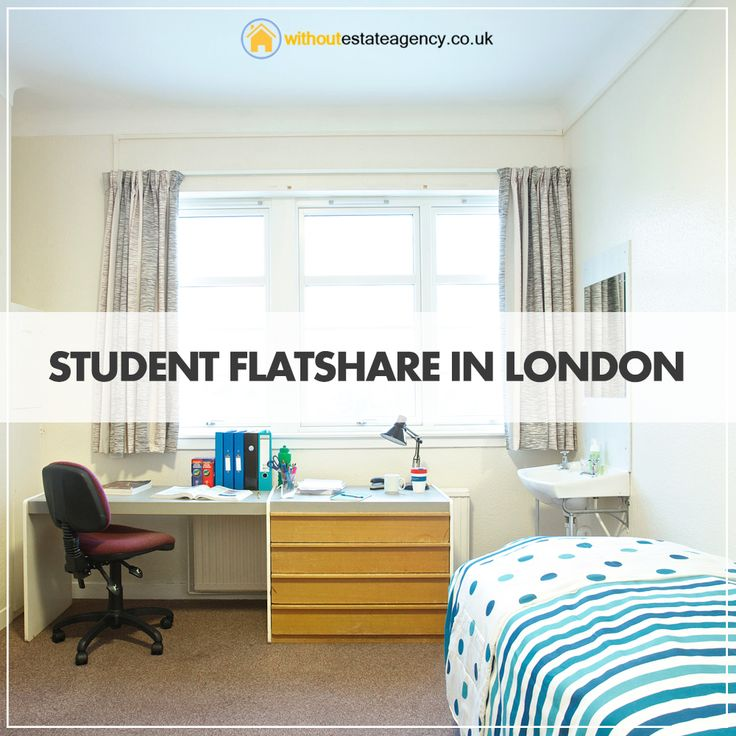 Looking for cheap student flatshare in London, UK, then visit Withoutestateagency.co.uk. They offer all types of student accommodation including flats, shared rooms and halls of residence at most decent prices. To know more, visit them at - https://www.withoutestateagency.co.uk/student-accommodation.php