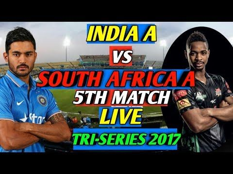 India A vs South Africa A  5th Match 2017- Live Cricket Score & Commentary - (More info on: https://1-W-W.COM/Bowling/india-a-vs-south-africa-a-5th-match-2017-live-cricket-score-commentary/)