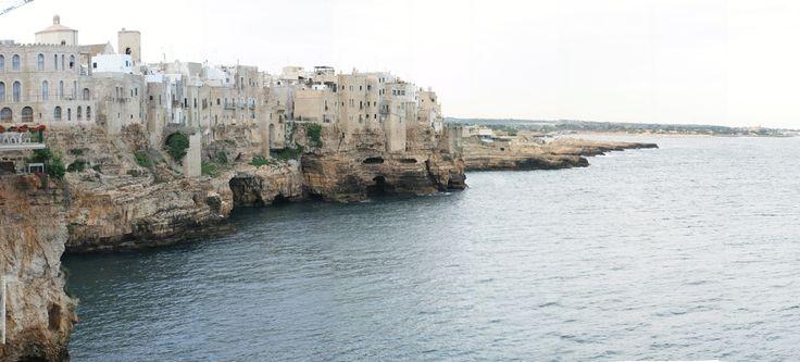 Polignano A Mare. Puglia, Italy