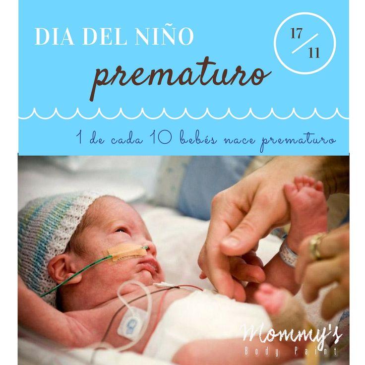 Dia del niño Prematuro #prematuro #baby #babyboy #amazing