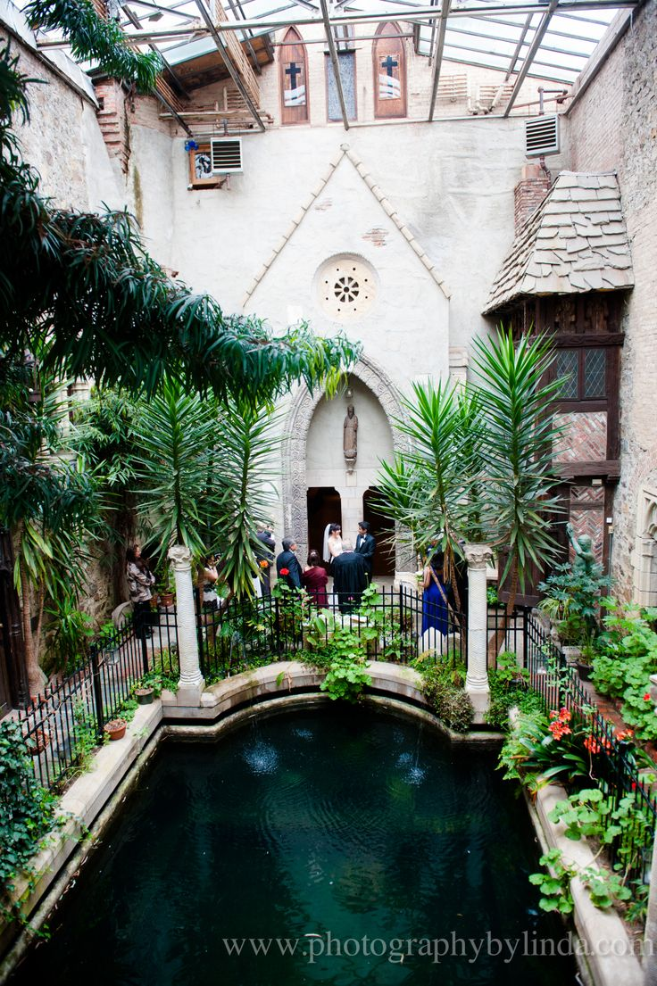 15 best images about hammond castle wedding on pinterest for Castle gardens pool