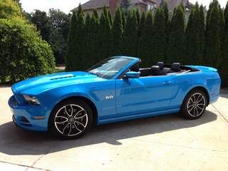 Road Test: 2014 Ford Mustang GT Convertible