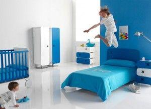 Mejores 14 im genes de organizar decorar habitaciones - Habitaciones pequenas ninos ...
