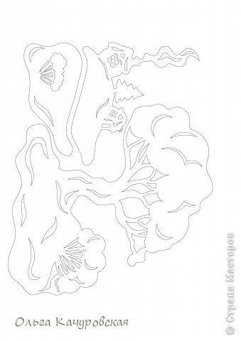 Интерьер Картина панно рисунок Книга Новый год Рождество Вырезание Всё новое - это хорошо   отредактированное старое -   шаблоны Бумага фото 23