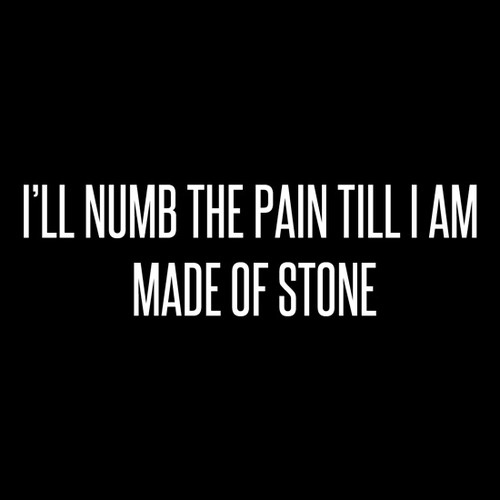 Made of Stone-Evanescence