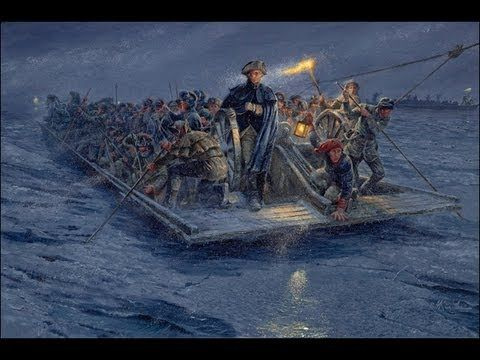 The 10 Days That Changed The World, Washington's Crossing the Delaware.