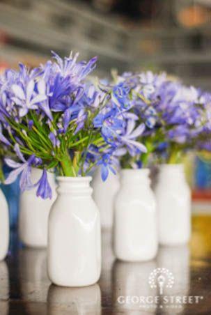 25 Best Ideas About Milk Bottle Centerpiece On Pinterest Starbucks Bottle Crafts Milk Bottle