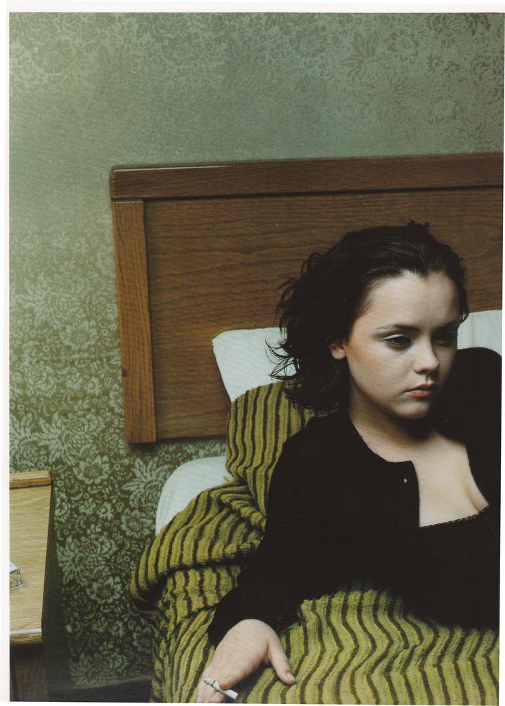 Christina Ricci from Annie Leibovitz' Women