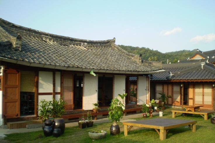 Hanok Village, Jeonju, Korea