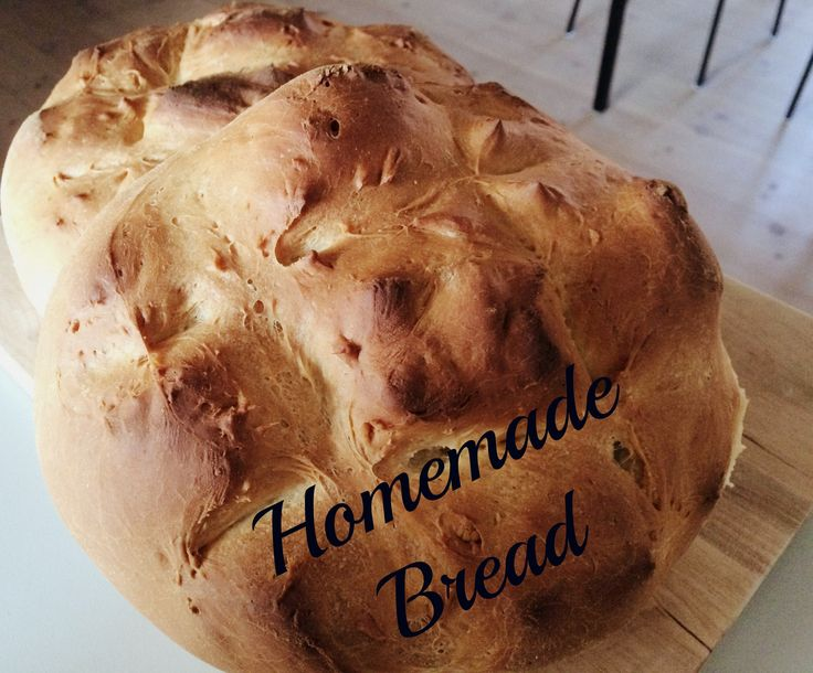 Good Morning friends! With great satisfaction today I propose a good Homemade Bread!!