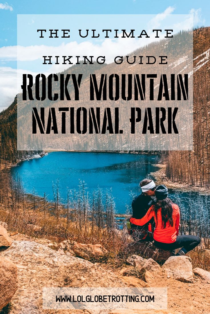 4 Incredible Days Hiking Rocky Mountain National Park