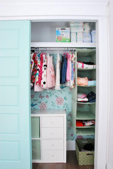 Baby Closet Organization Diy Ikea Hacks