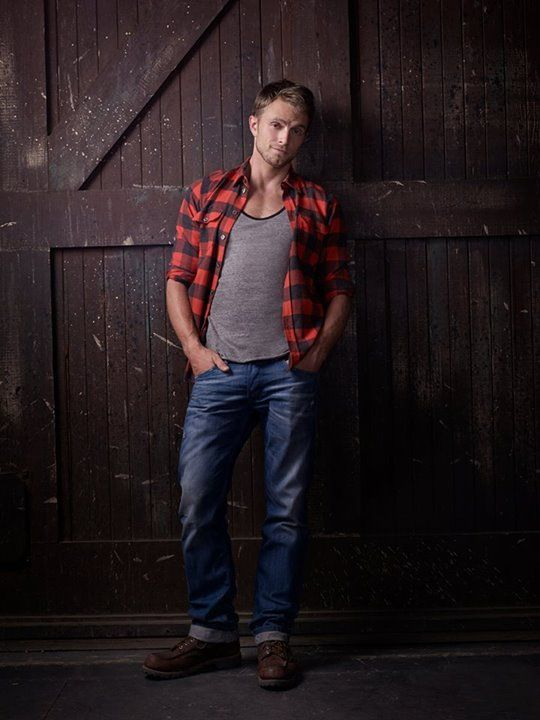 This babe of a country boy....Wade Kinsella from Hart of Dixie ~ Wilson Bethel