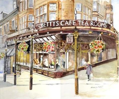 Betty's Tearoom, Harrogate