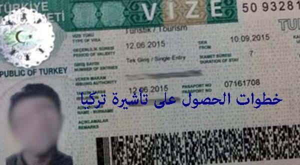 خطوات طريقة الحصول على تأشيرة لتركيا تختلف متطلبات وشروط الحصول على الفيزا التركية من دولة إلي أخري فهناك دول تستلزم إجراءات دخول قوية Egypt Education Public