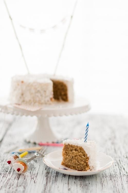 Coconut Cream Cake | I love cakes | Pinterest