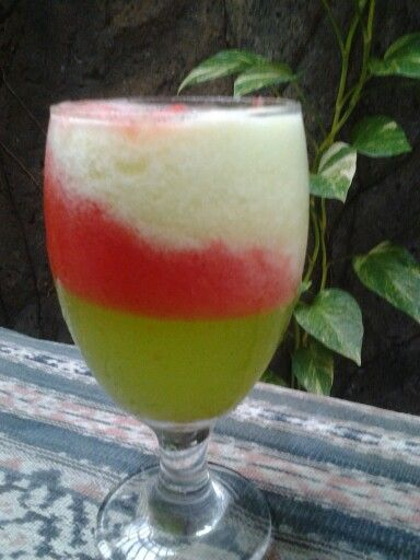 Melonberry smoothie