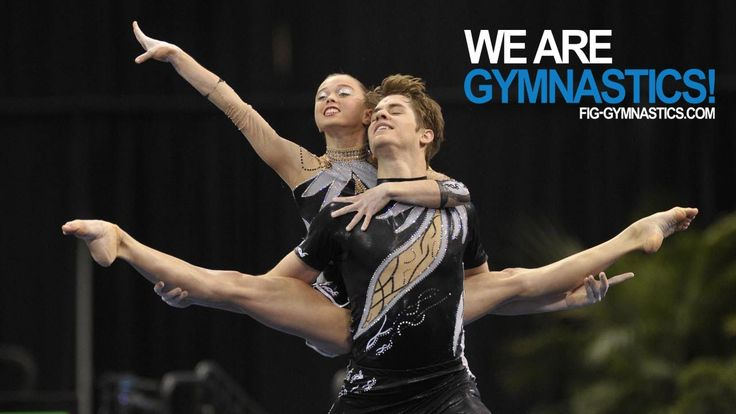 2012 Acrobatic Gymnastics Worlds LAKE BUENA VISTA - Mixed Pair Final - W...