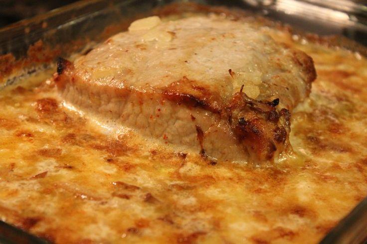 Тушеная свинина рецепт с фото