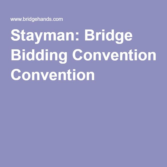 Bridge Score Sheet Stayman Bridge Bidding Convention Best Bridge