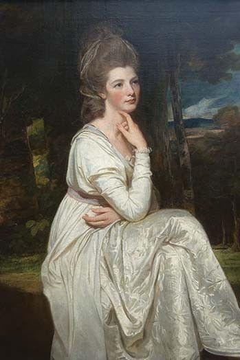Lady Elizabeth Hamilton, Countess of Derby