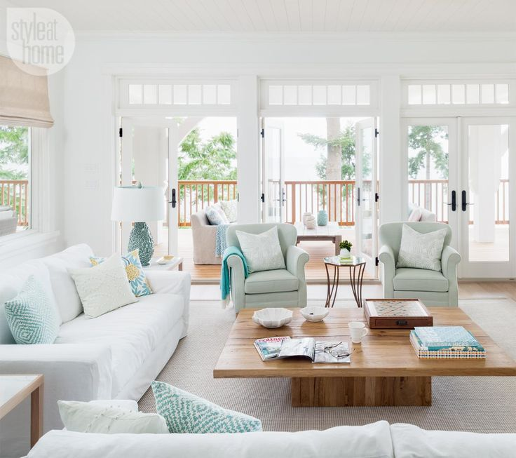 House tour: Modern West Coast cottage